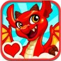 ドラゴンストーリー: バレンタインデー攻略 ID交換